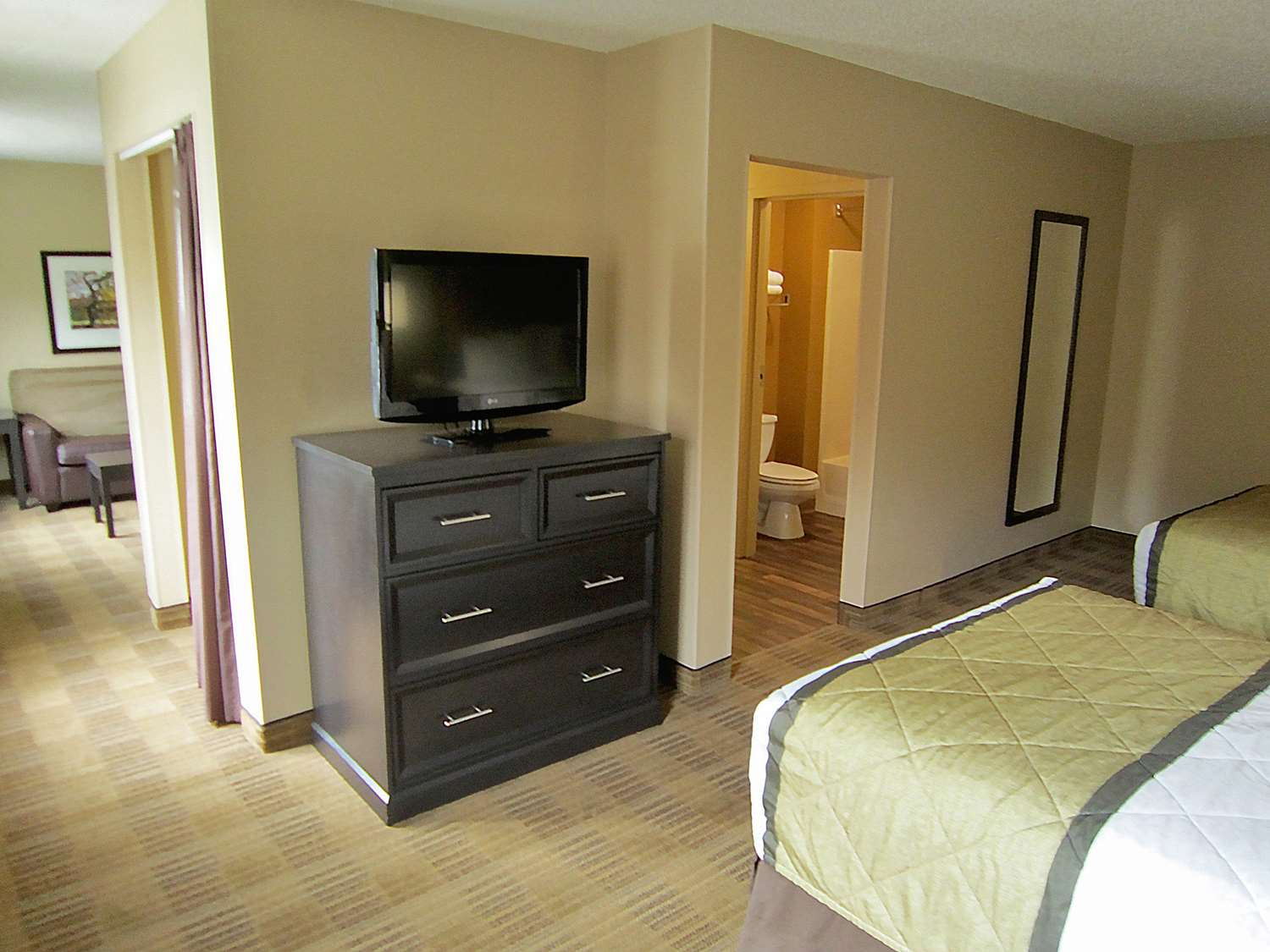 Room - Extended Stay America Hotel Orchard Hill Place Novi