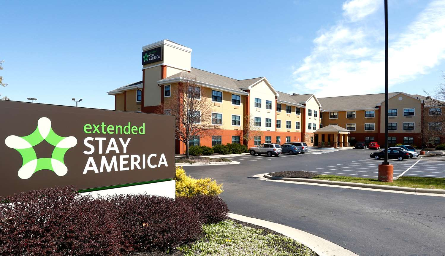 Exterior view - Extended Stay America Hotel North Dayton