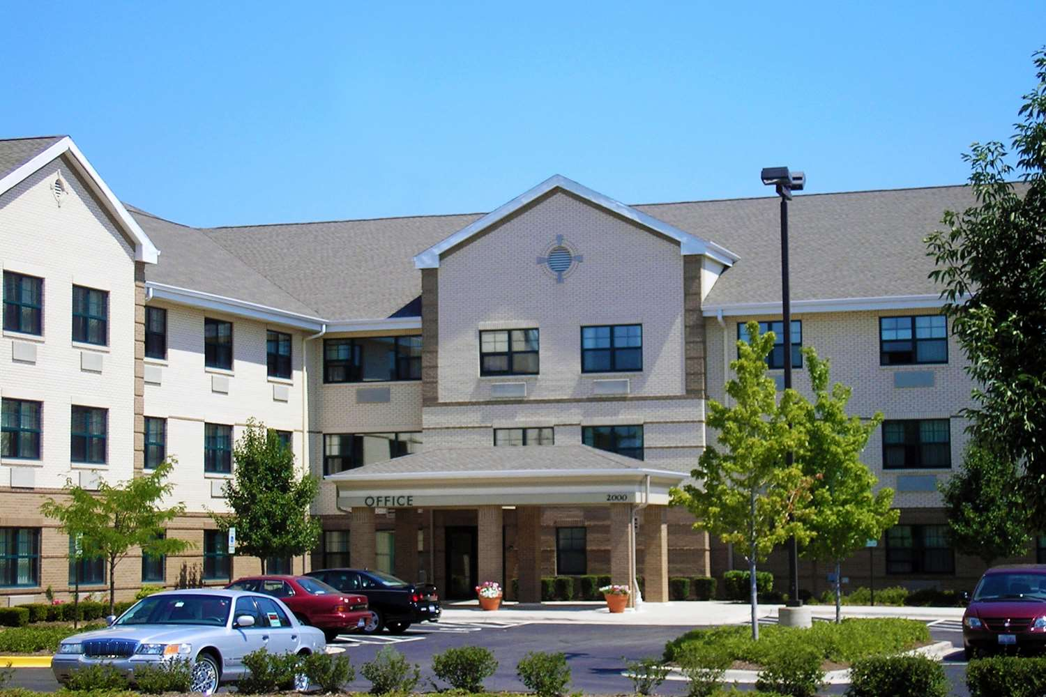 Exterior view - Extended Stay America Hotel I-90 Schaumburg