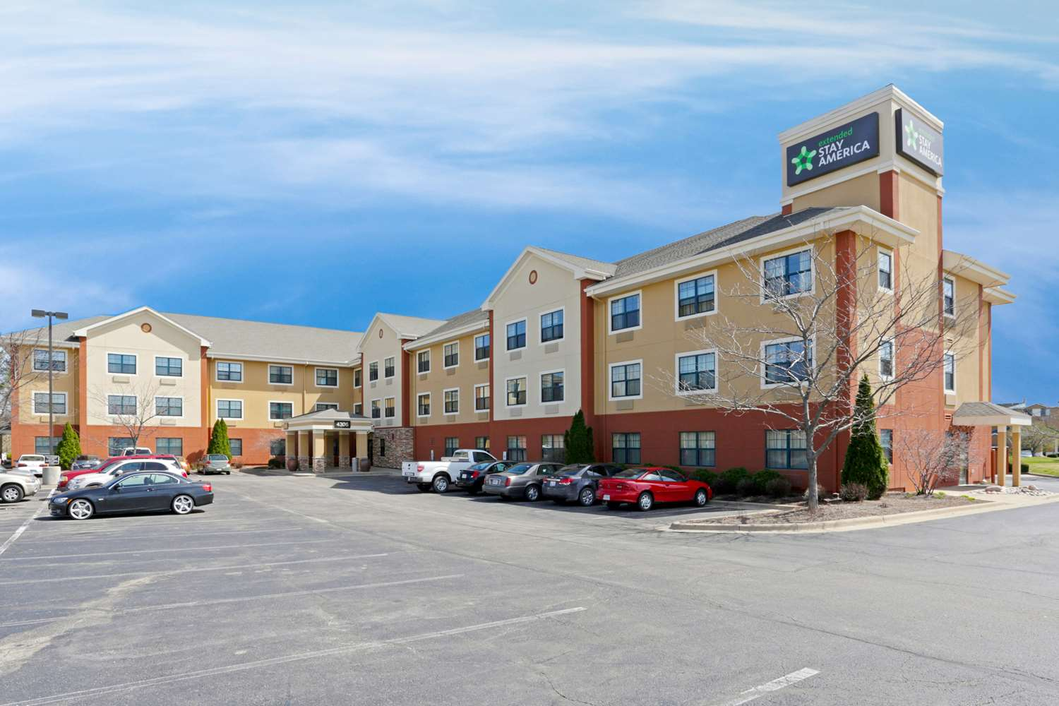 Exterior view - Extended Stay America Hotel North Peoria