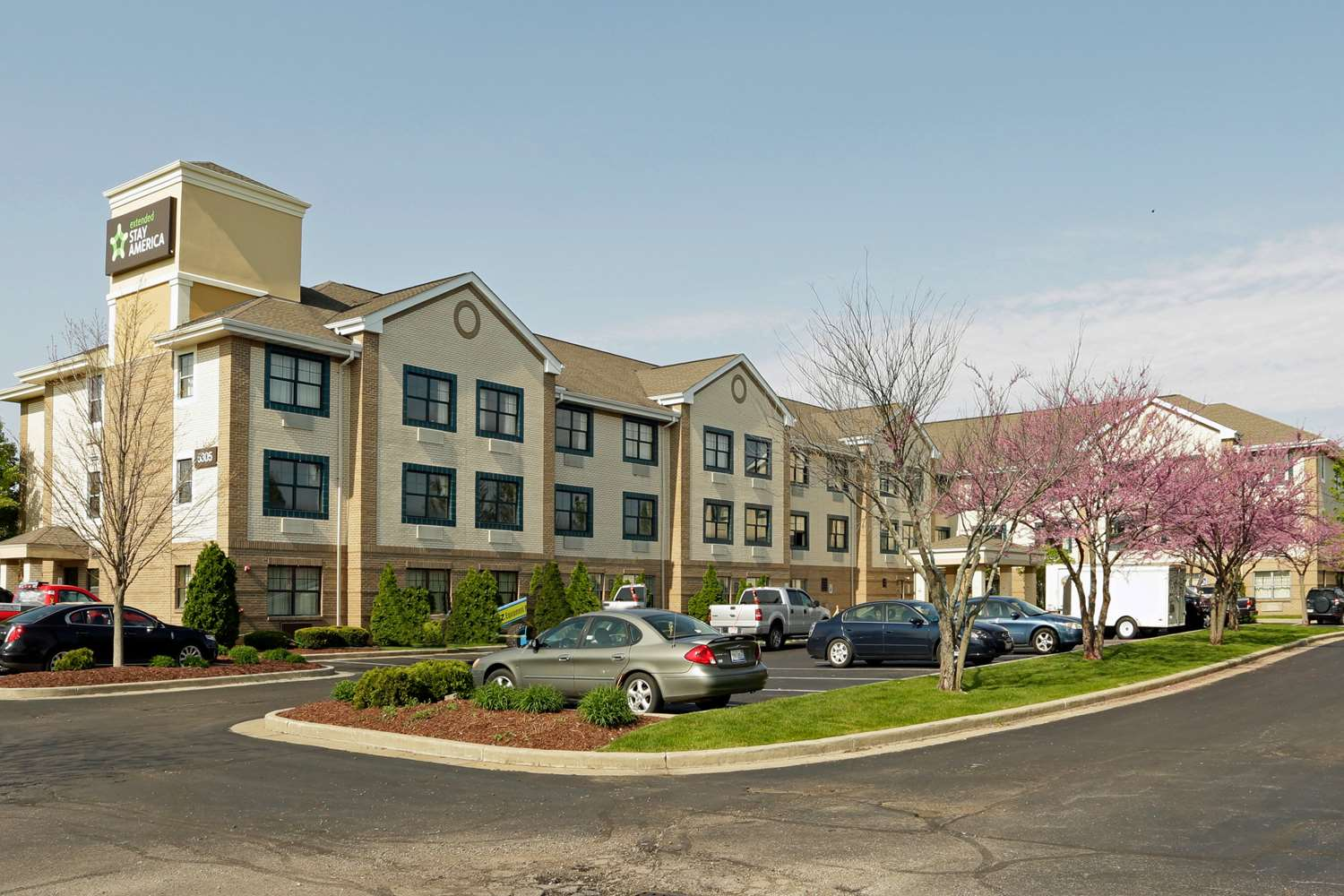 Exterior view - Extended Stay America Hotel North Mishawaka