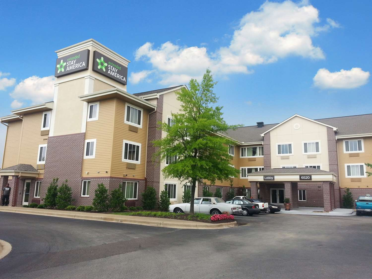 Exterior view - Extended Stay America Hotel Mt Moriah Memphis
