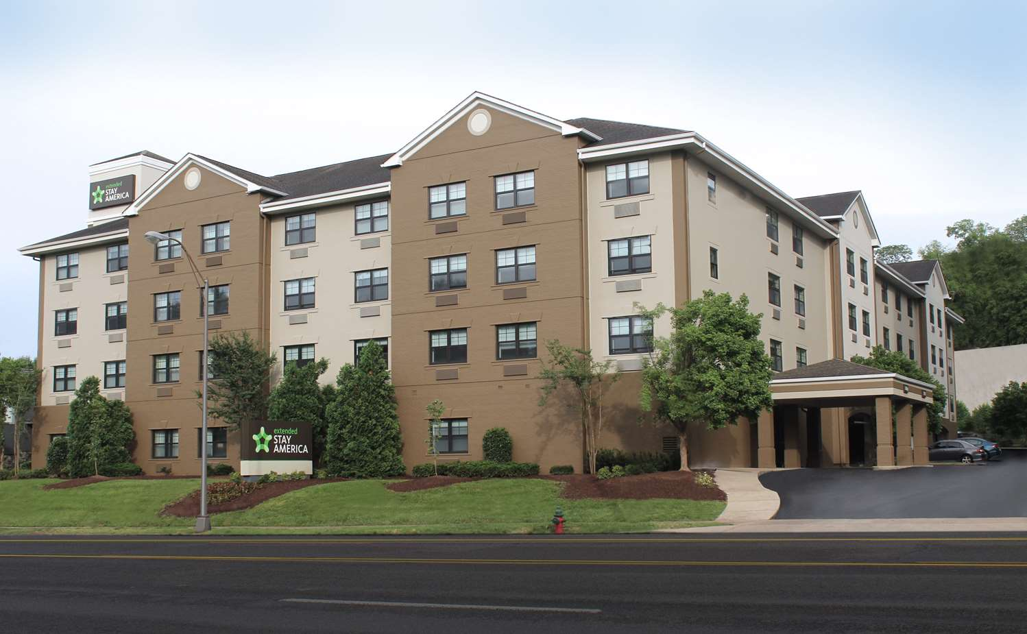 Exterior view - Extended Stay America Hotel Nashville