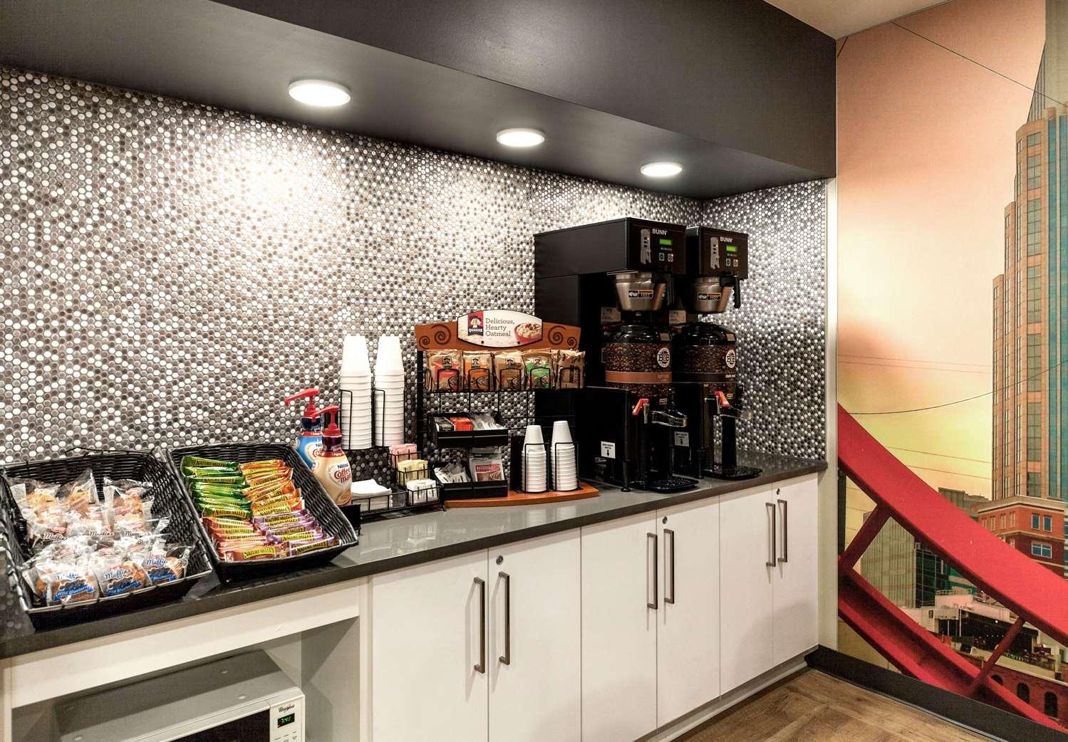 Restaurant - Extended Stay America Hotel Nashville