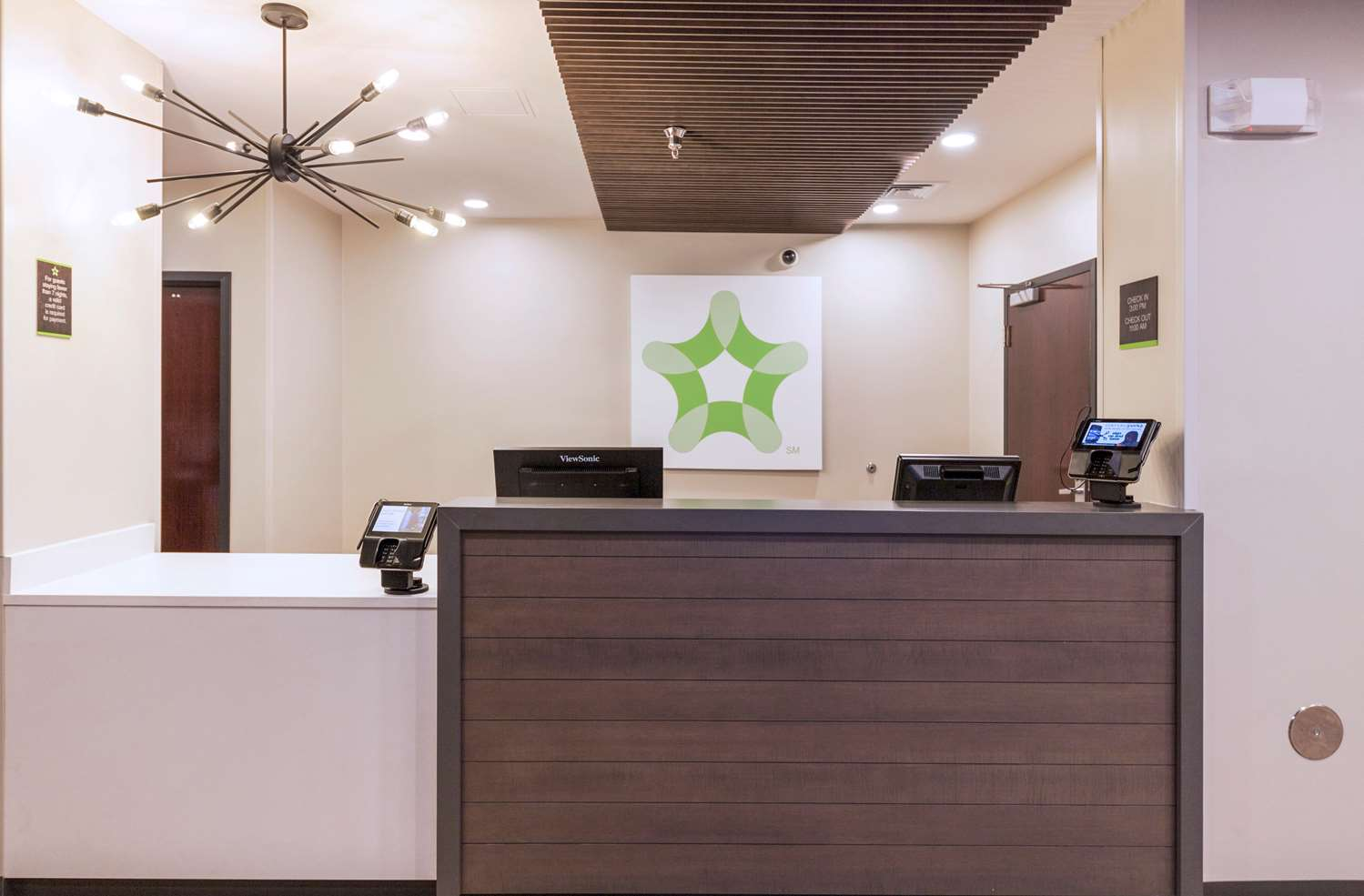 Lobby - Extended Stay America Hotel Nashville