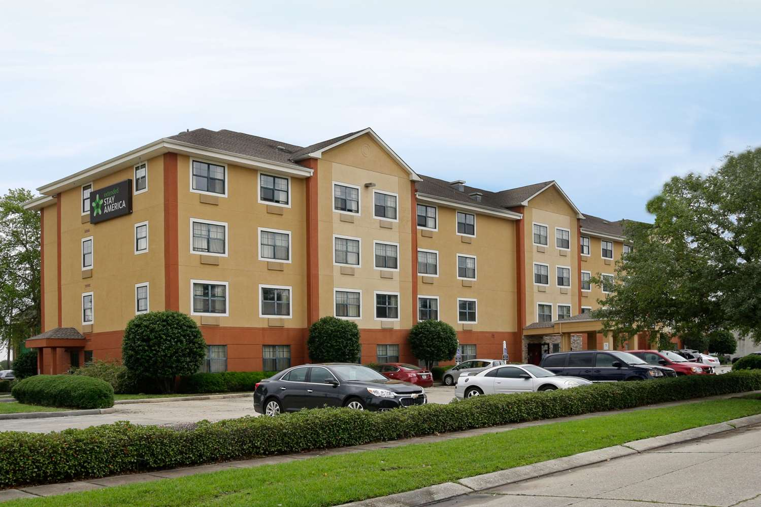 Exterior view - Extended Stay America Hotel Metairie