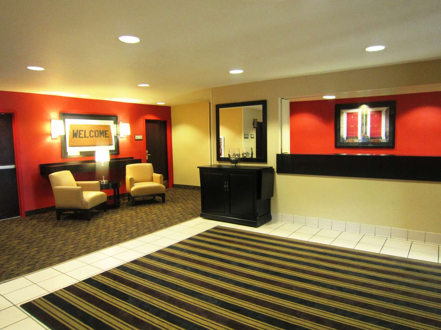 Lobby - Extended Stay America Hotel Metairie