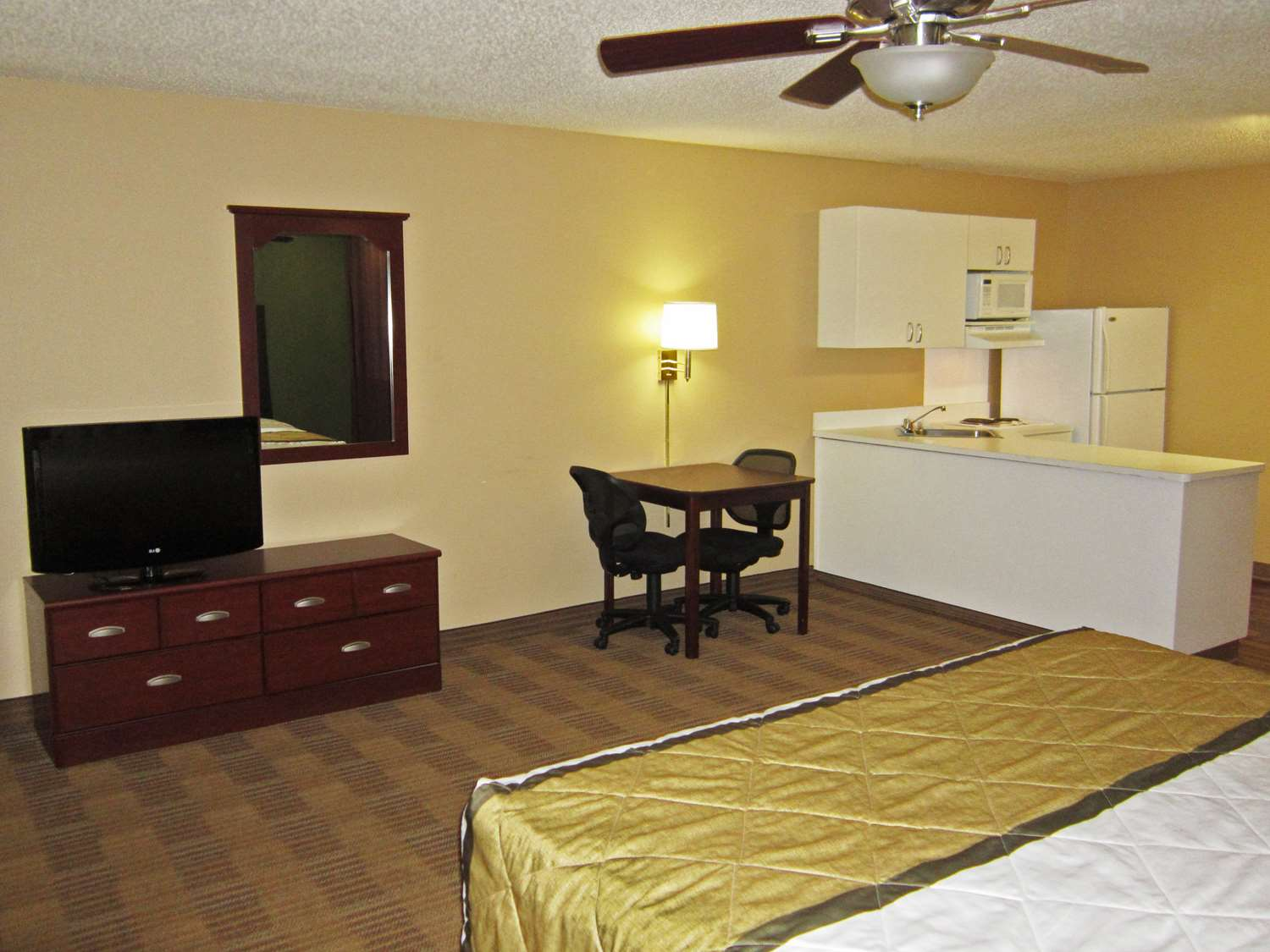 Room - Extended Stay America Hotel Lafayette Airport