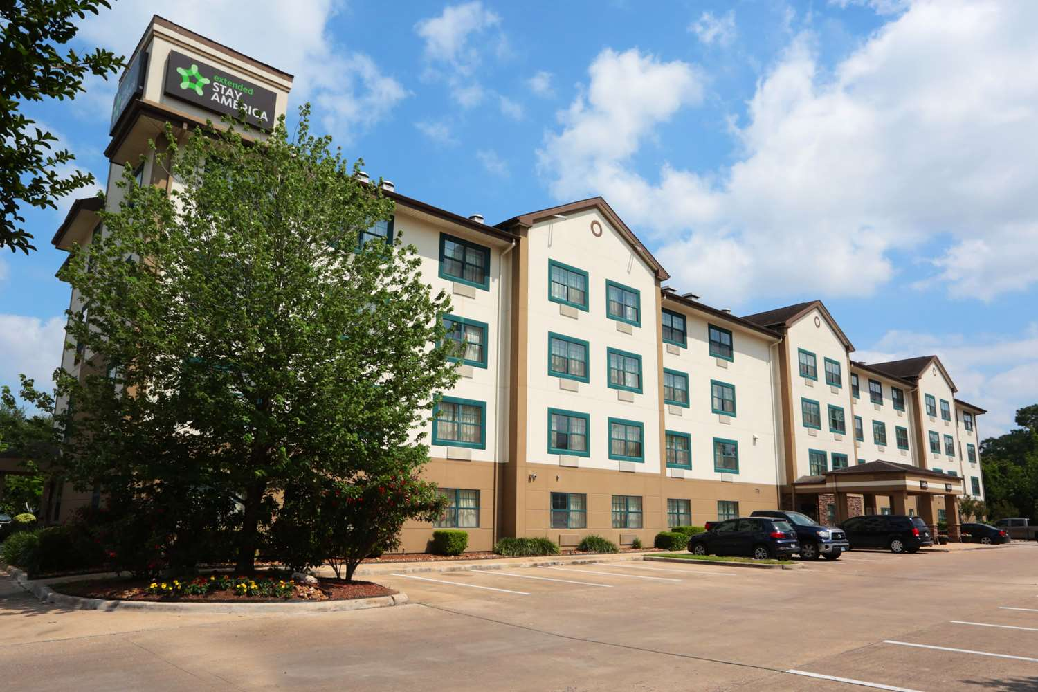 Exterior view - Extended Stay America Hotel Galleria Houston