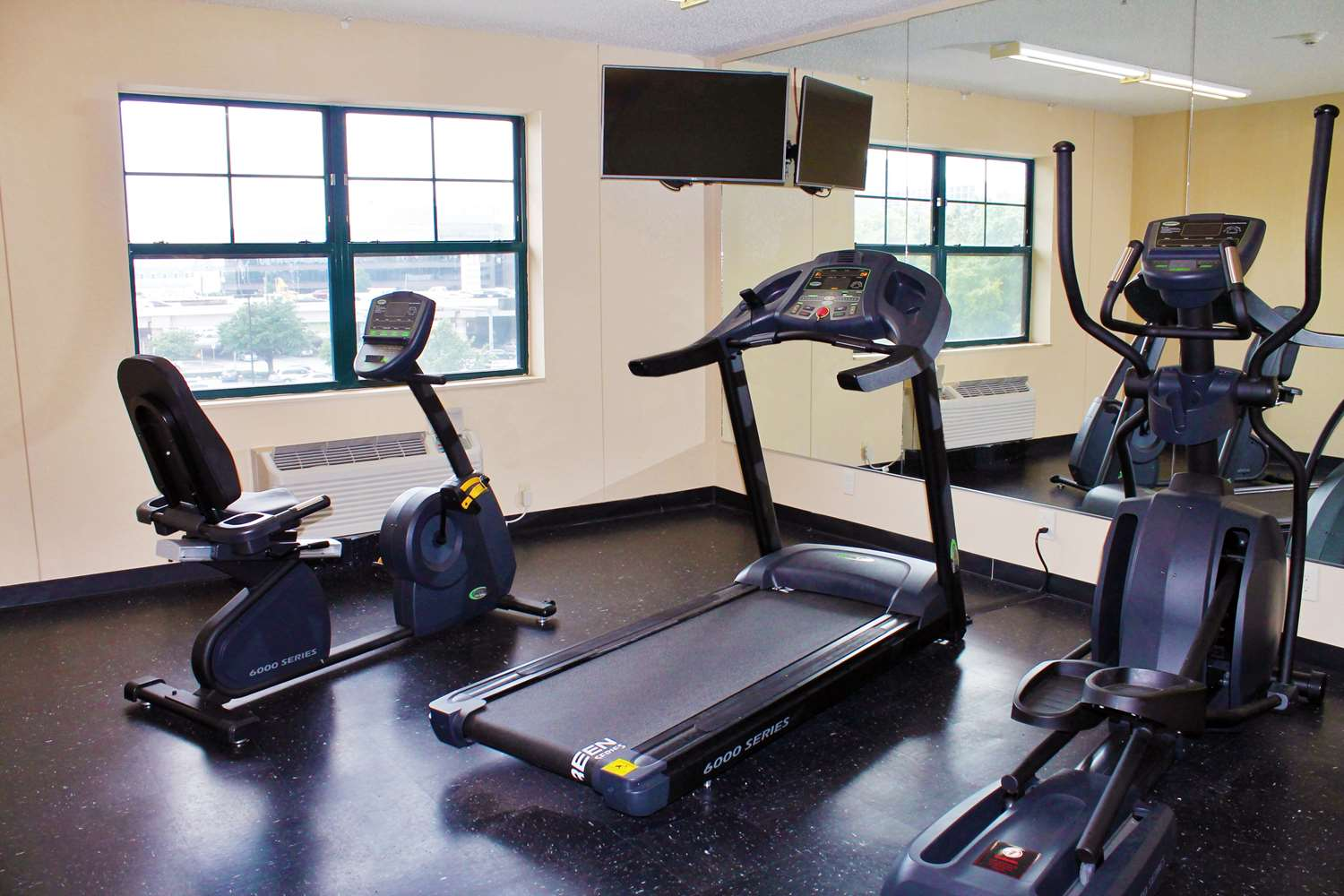 Fitness/ Exercise Room - Extended Stay America Hotel Galleria Houston