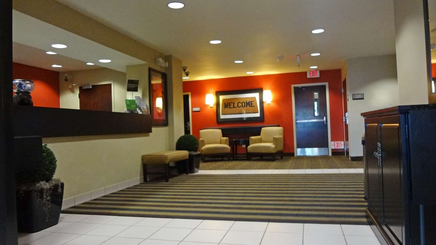 Lobby - Extended Stay America Hotel Katy Freeway Houston