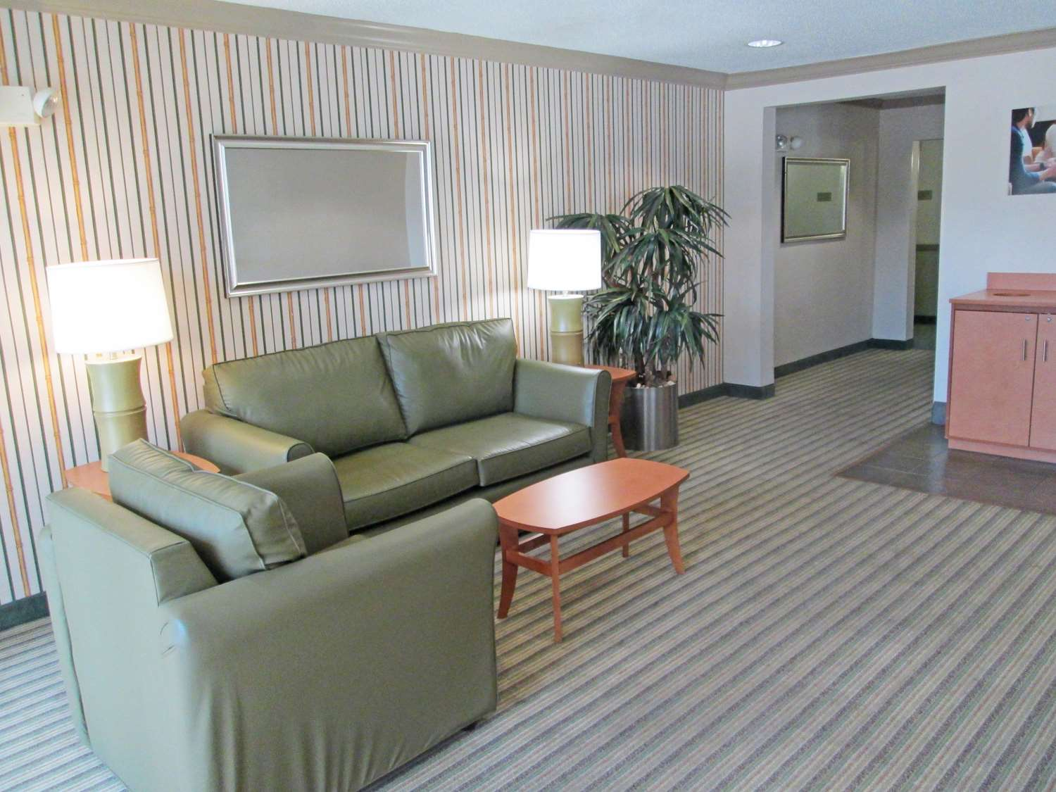 Lobby - Extended Stay America Hotel Fossil Creek Fort Worth