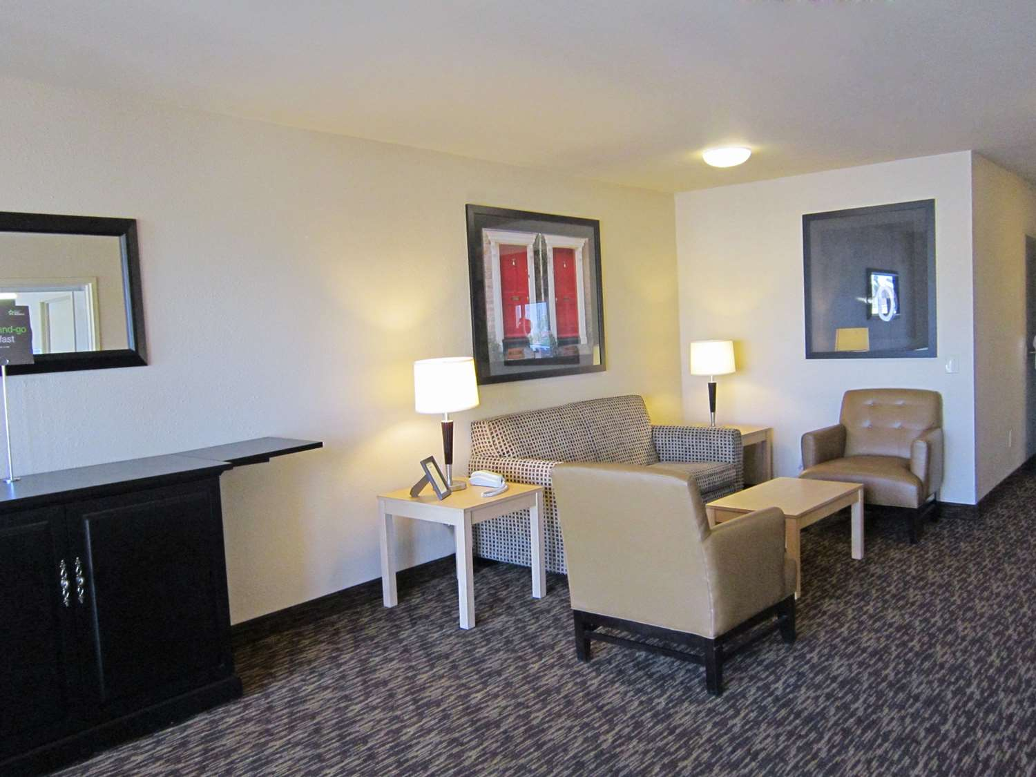 Lobby - Extended Stay America Hotel West El Paso