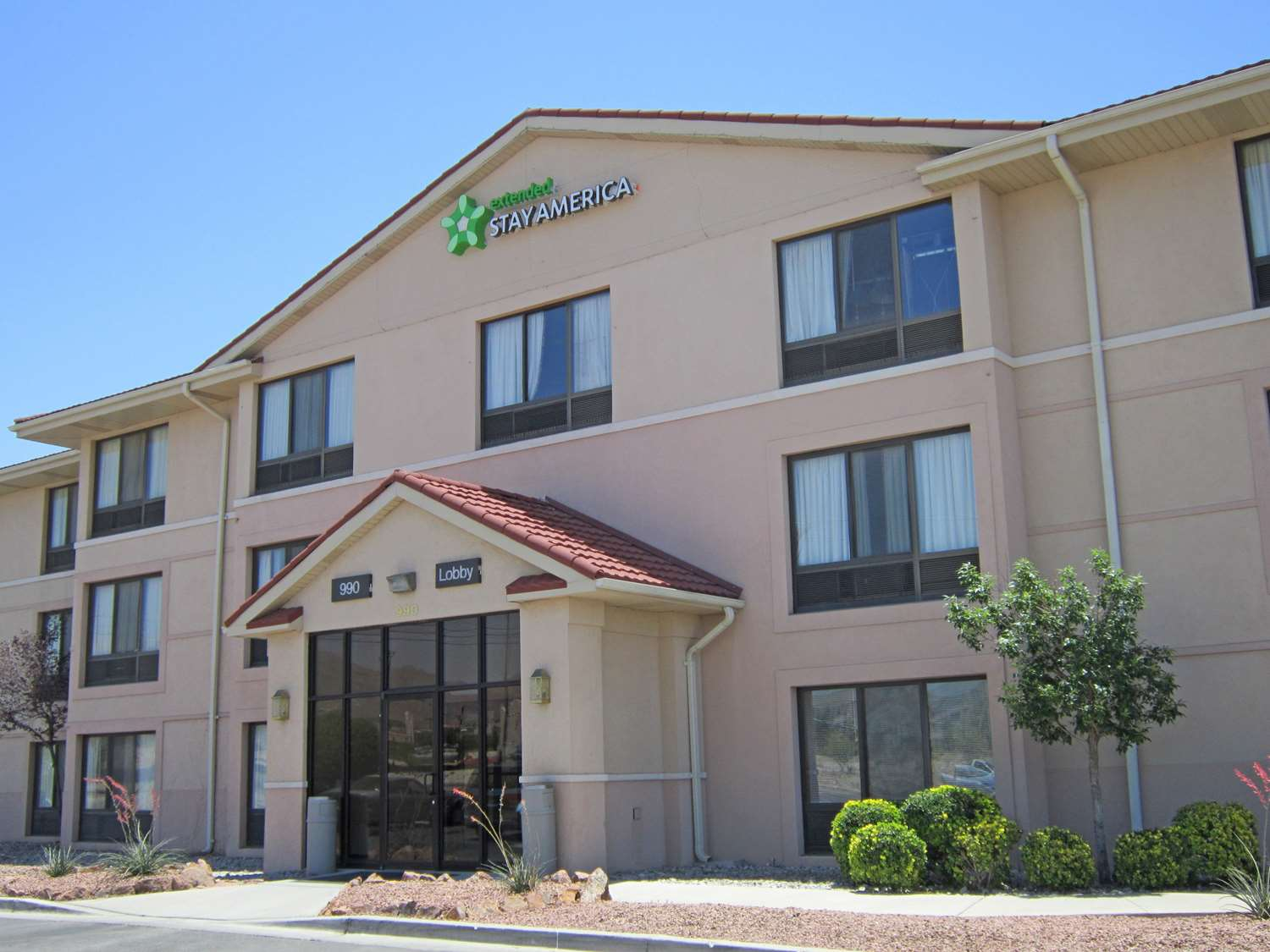 Exterior view - Extended Stay America Hotel West El Paso