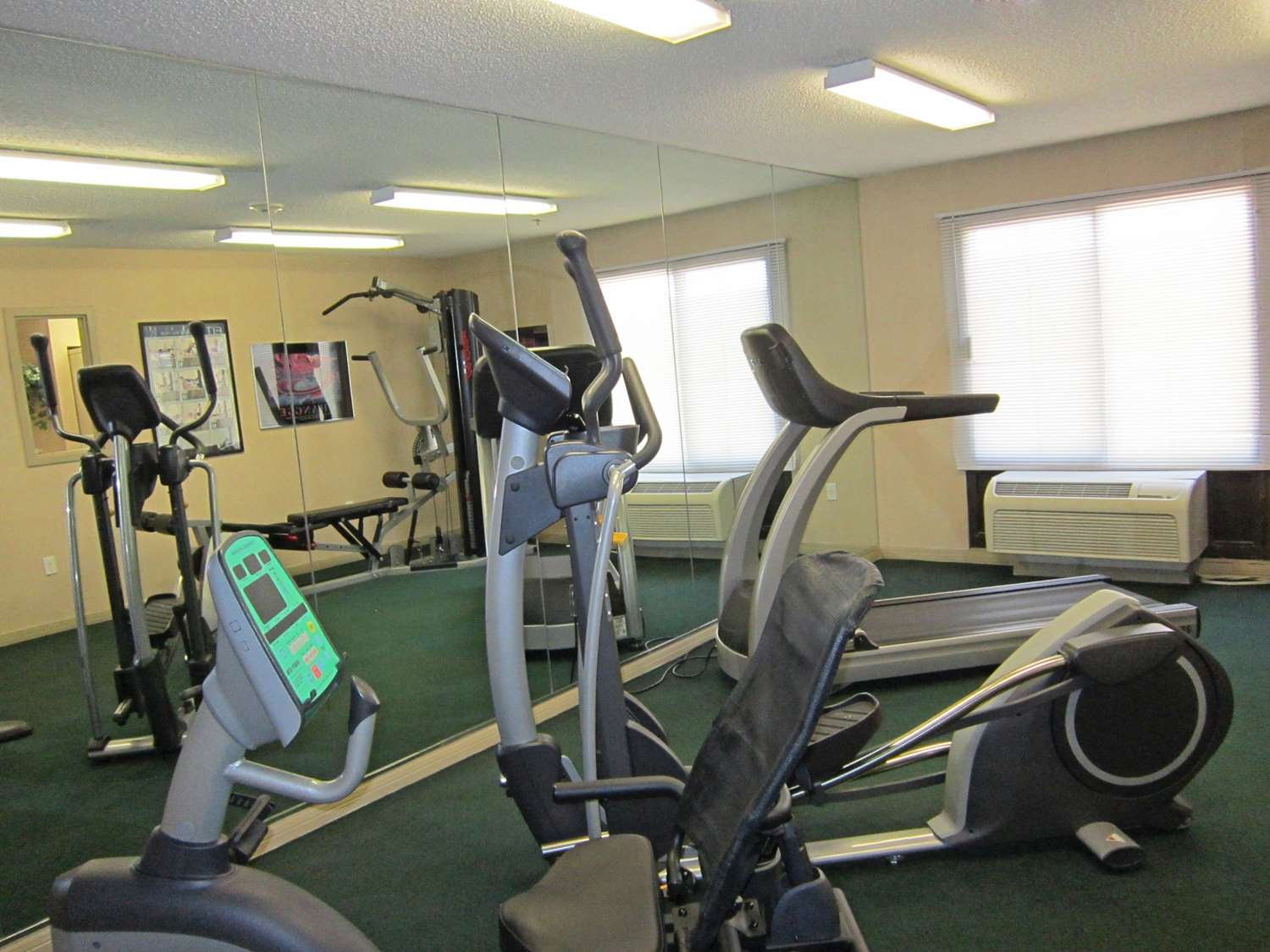Fitness/ Exercise Room - Extended Stay America Hotel West El Paso