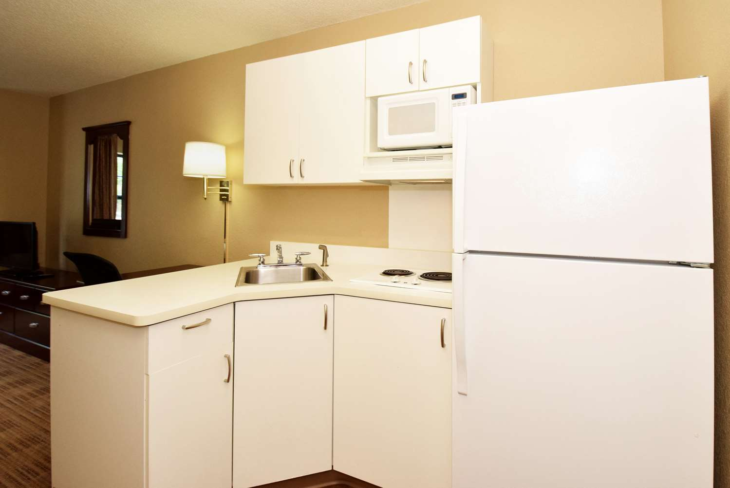 Room - Extended Stay America Hotel Kenner