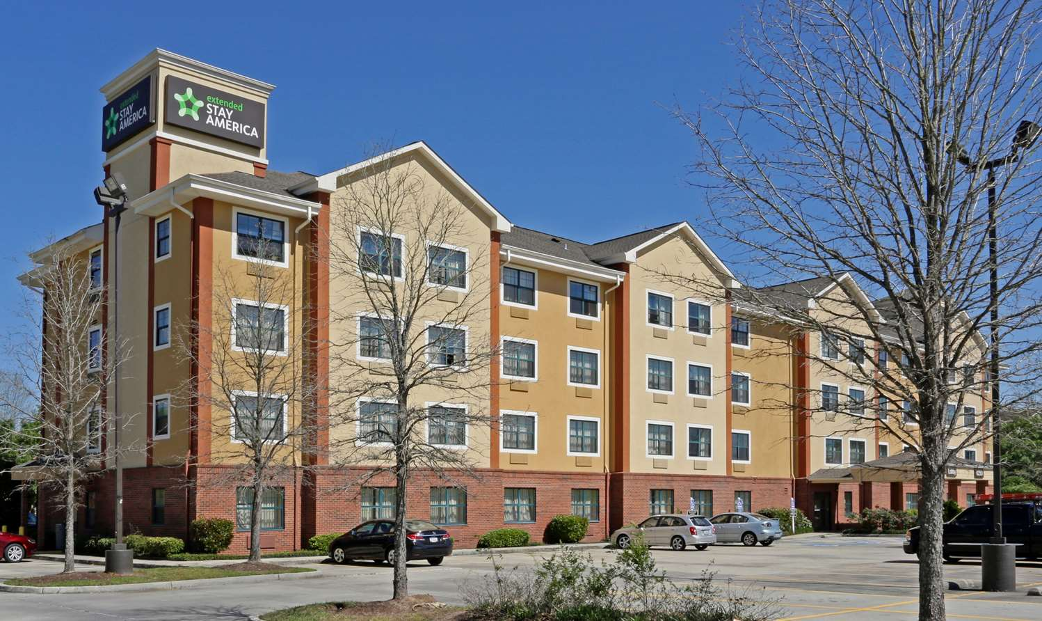 Exterior view - Extended Stay America Hotel Baton Rouge