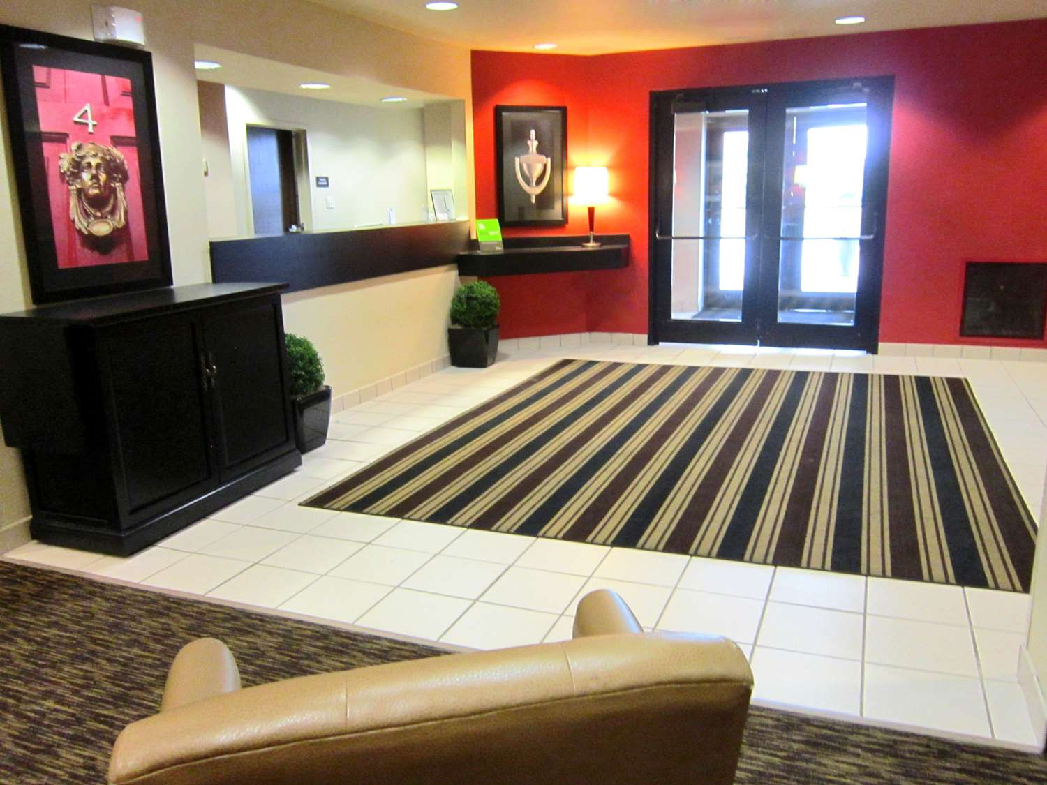 Lobby - Extended Stay America Hotel Baton Rouge