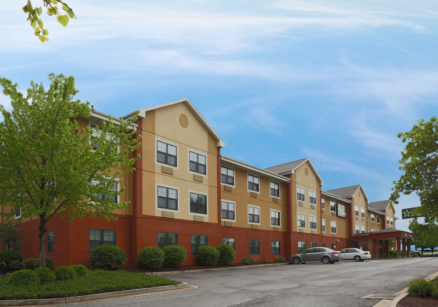 Exterior view - Extended Stay America Hotel Columbia