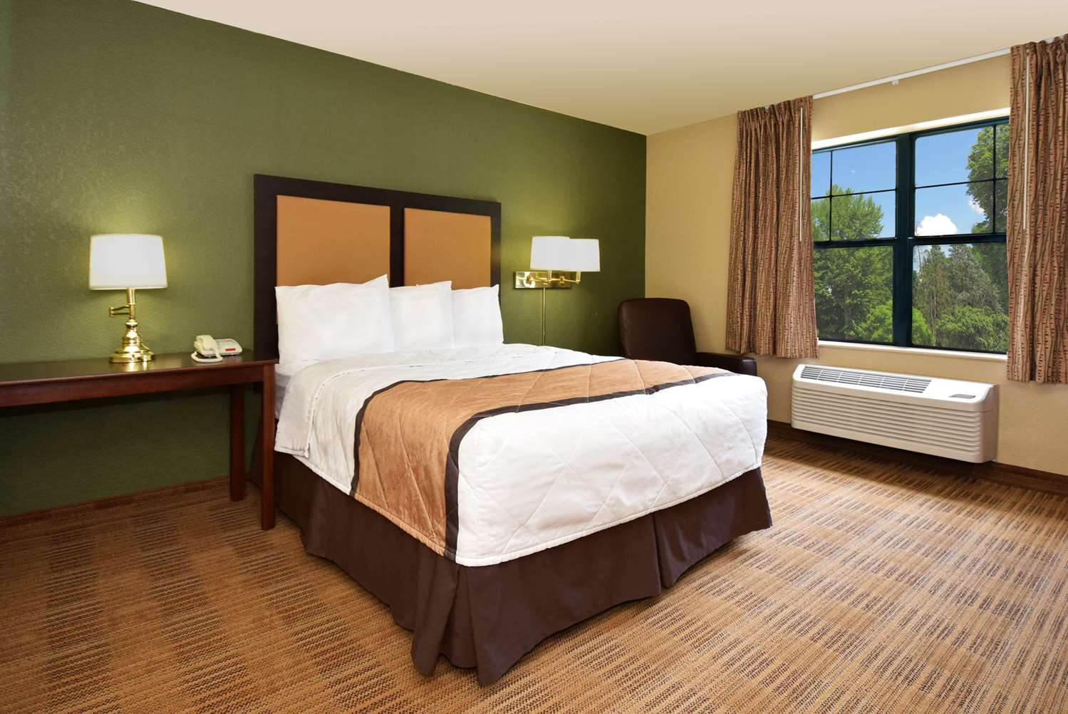 Room - Extended Stay America Hotel Columbia