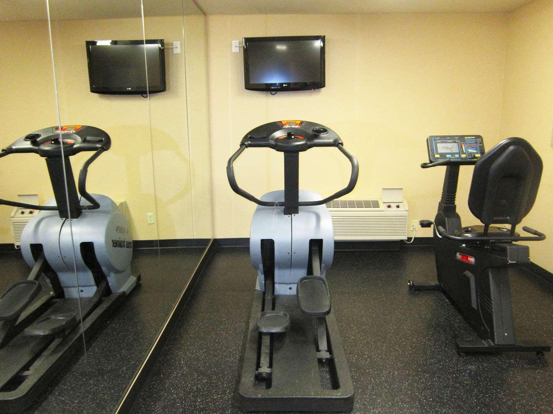 Fitness/ Exercise Room - Extended Stay America Hotel Silverlake Everett