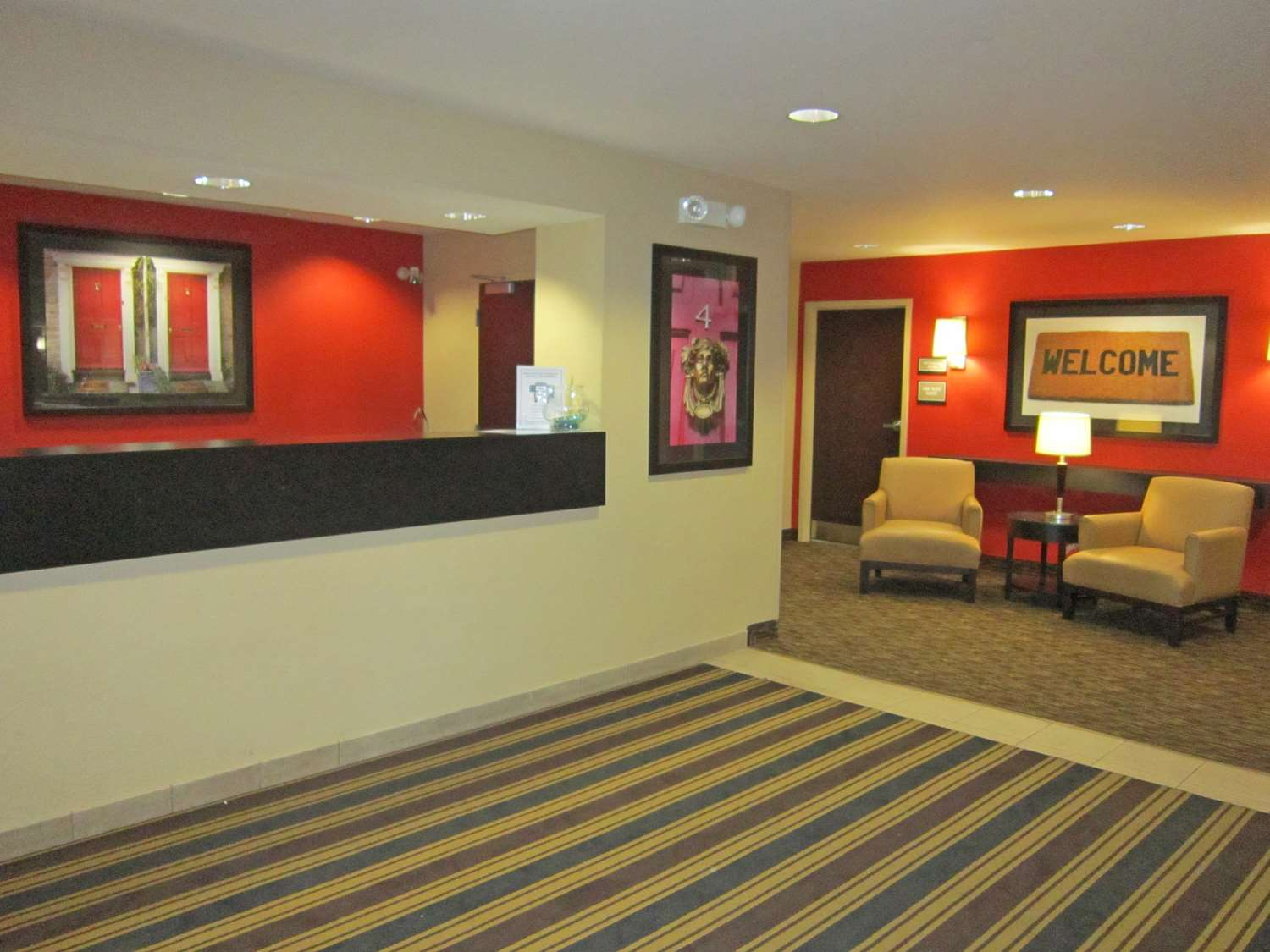 Lobby - Extended Stay America Hotel Northgate Seattle