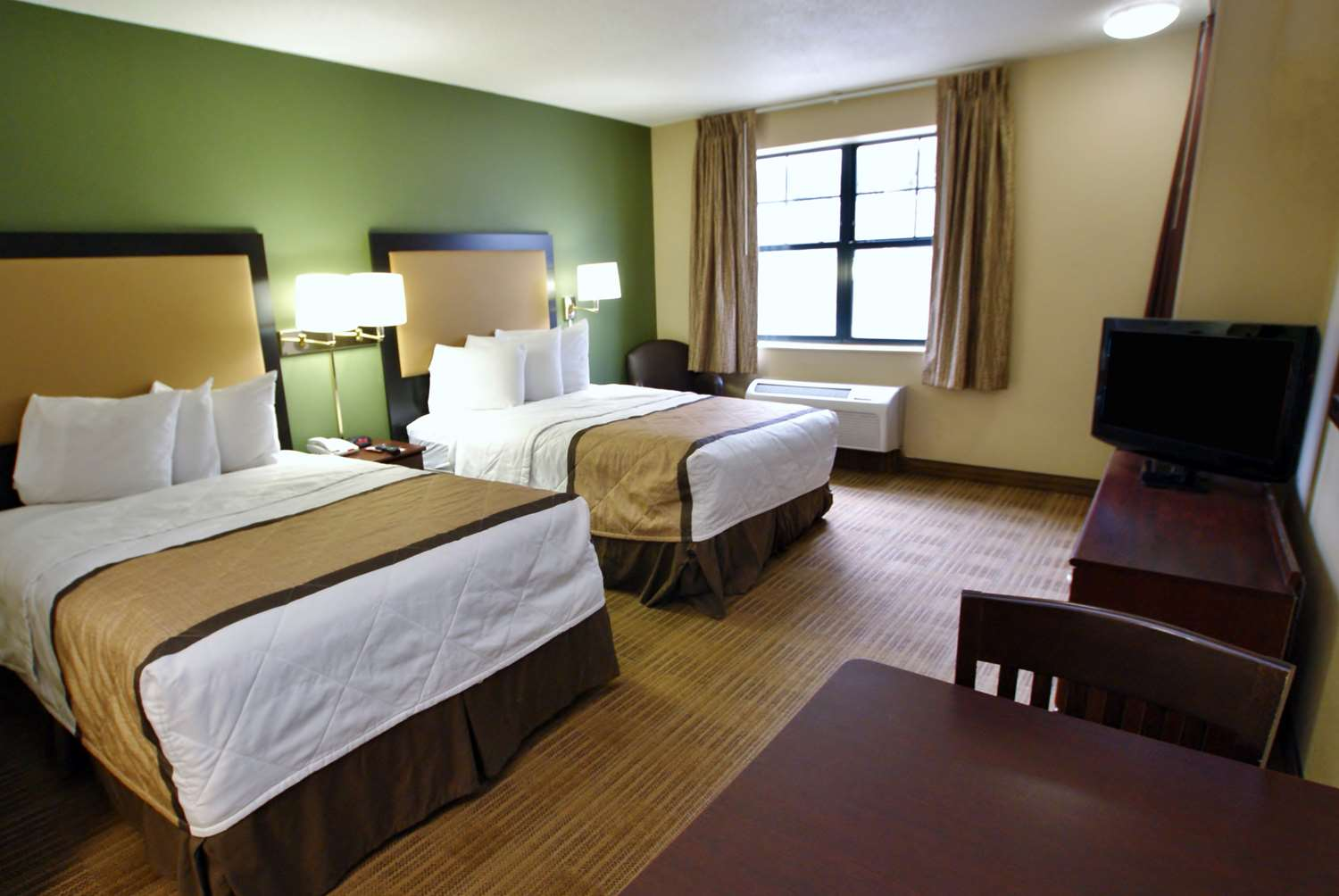 Room - Extended Stay America Hotel Great Falls Downtown