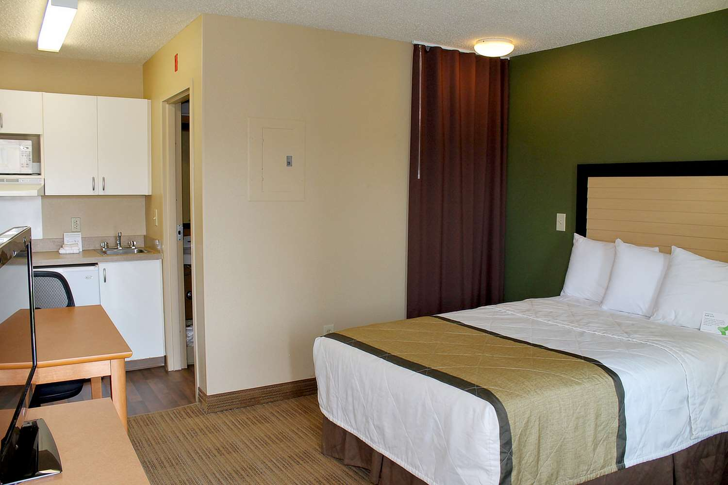 Room - Extended Stay America Hotel Airport Albuquerque