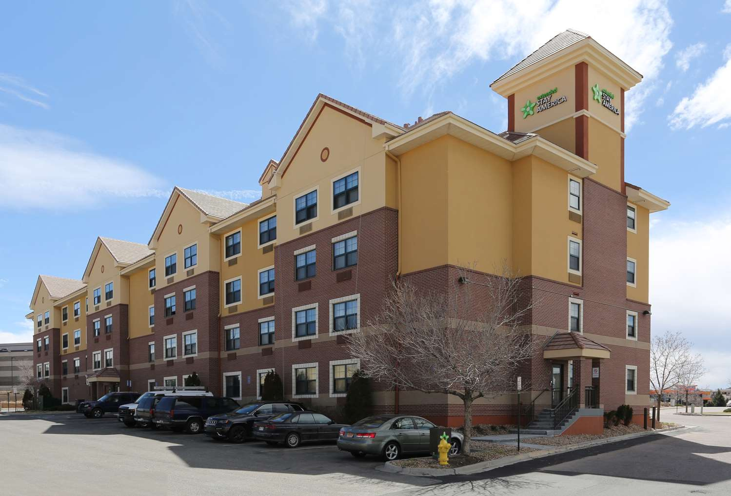 Exterior view - Extended Stay America Hotel Lone Tree