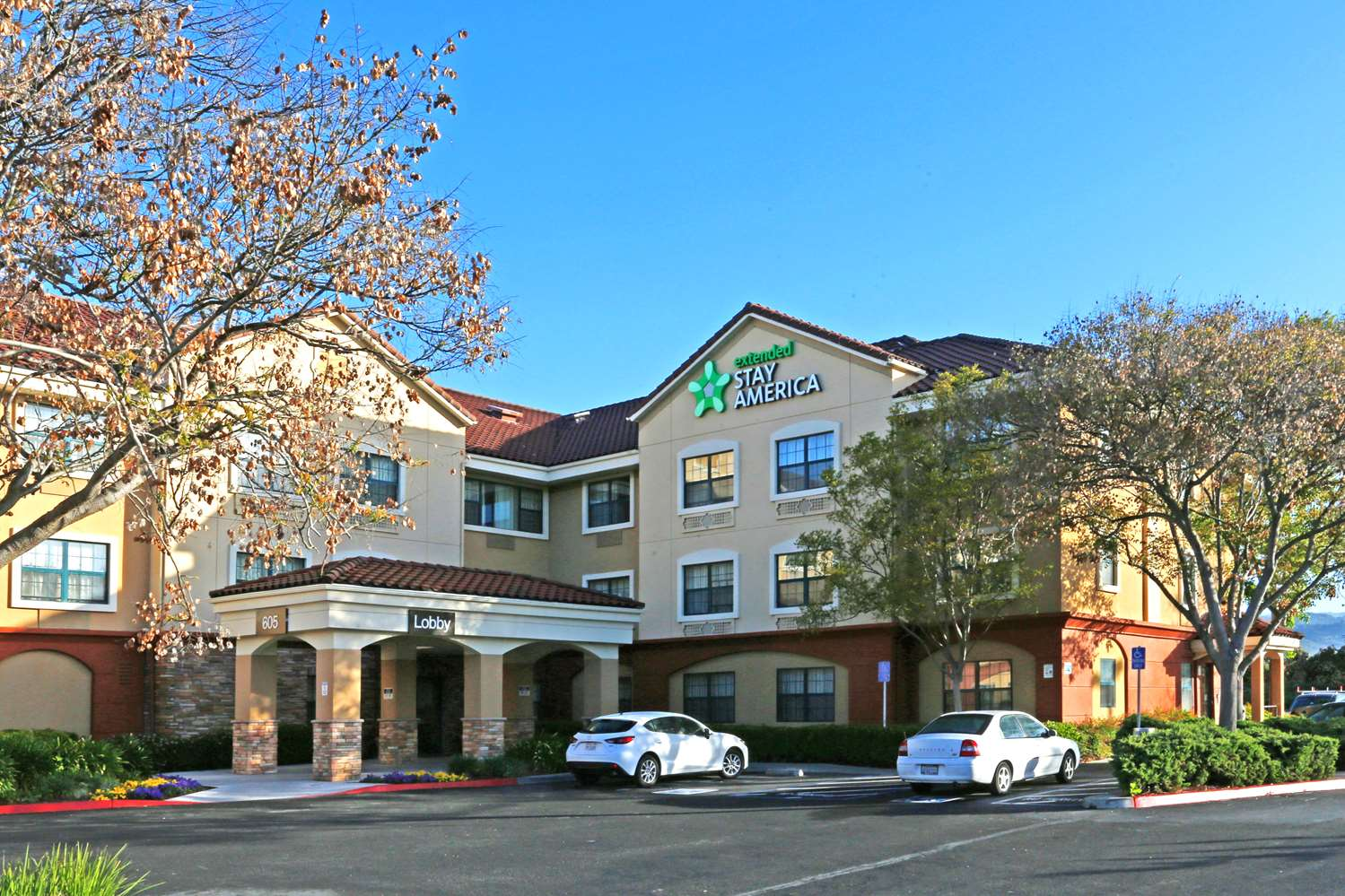 Exterior view - Extended Stay America Hotel Morgan Hill