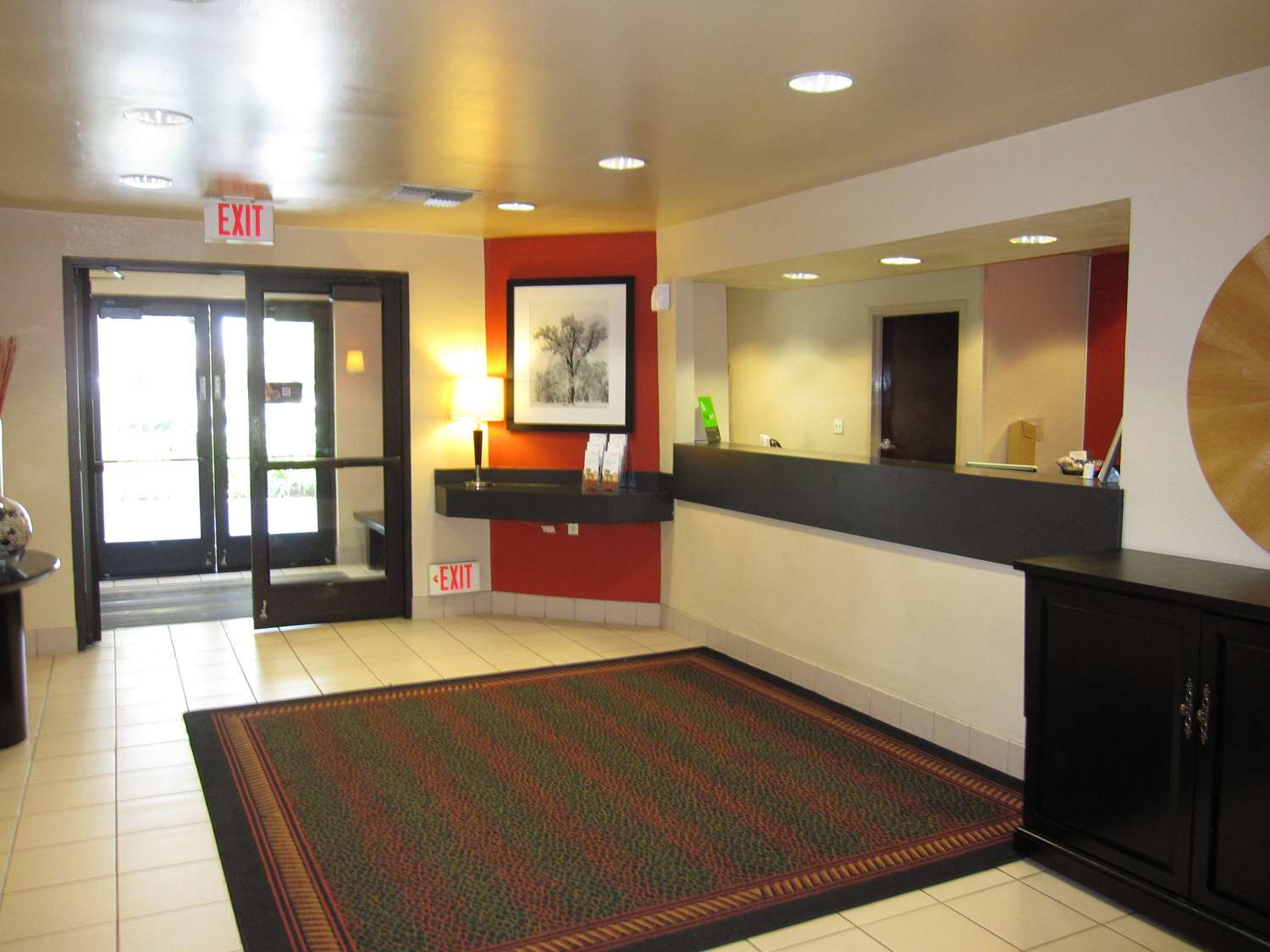 Lobby - Extended Stay America Hotel Morgan Hill