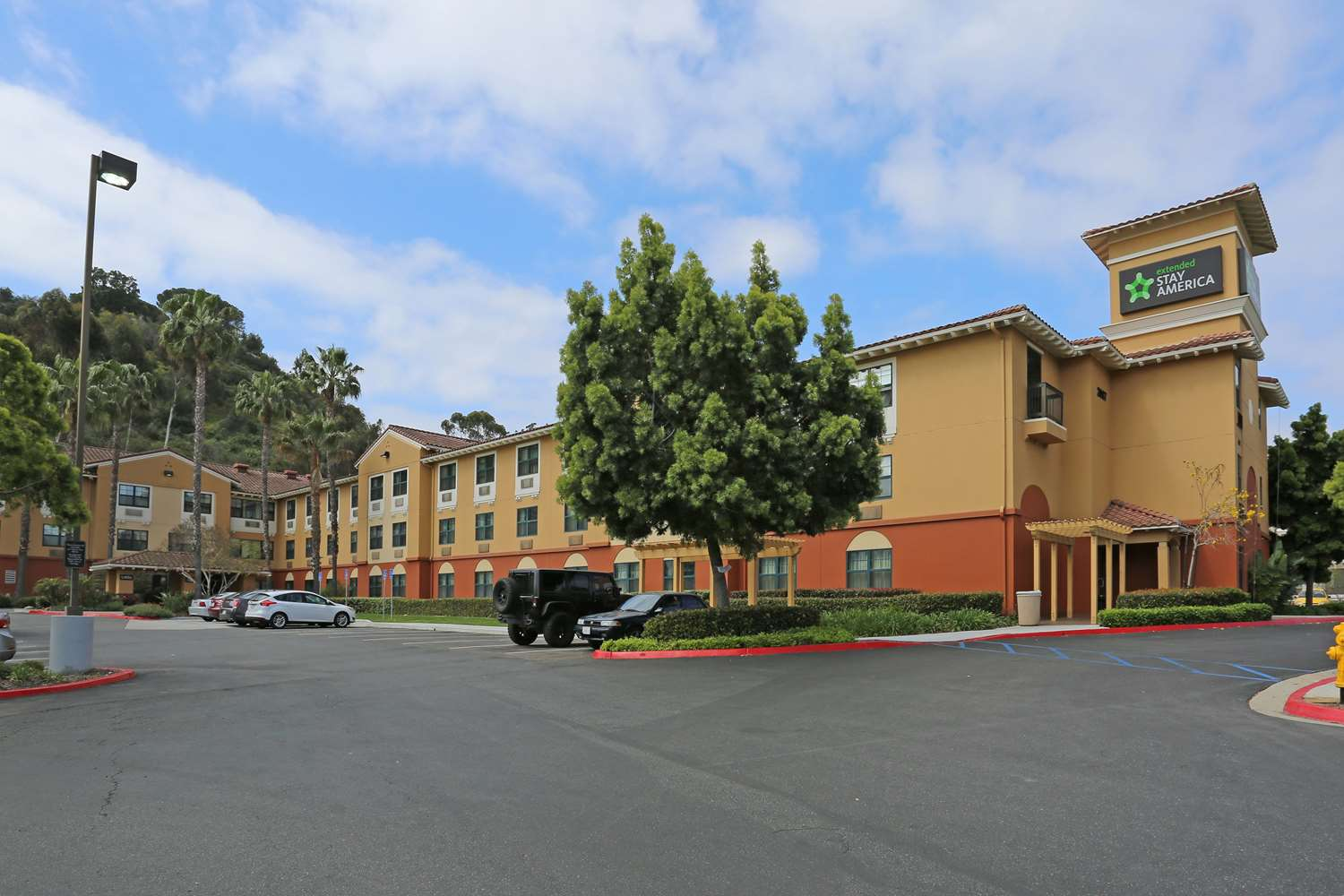 Exterior view - Extended Stay America Hotel Hotel Circle San Diego