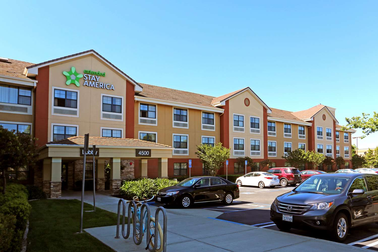 Extended Stay America Hotel Dublin CA