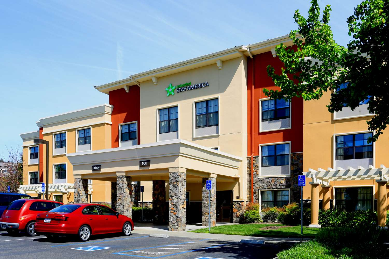 Exterior view - Extended Stay America Hotel North Santa Rosa
