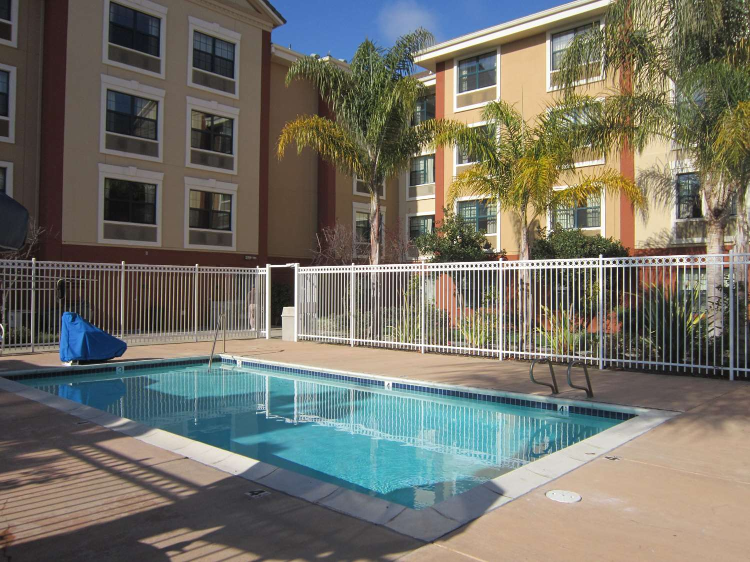 Pool - Extended Stay America Hotel Union City