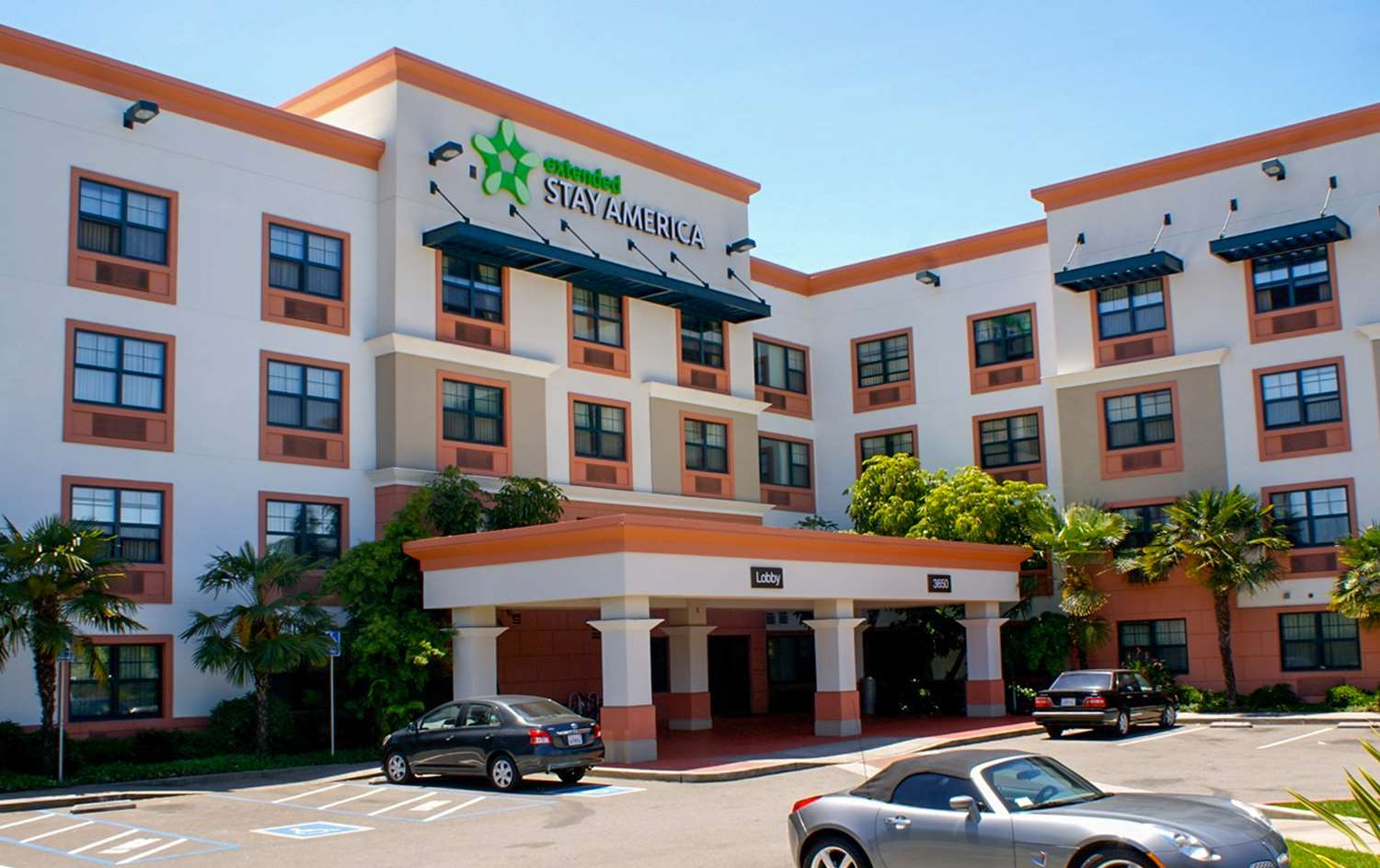Exterior view - Extended Stay America Hotel Emeryville