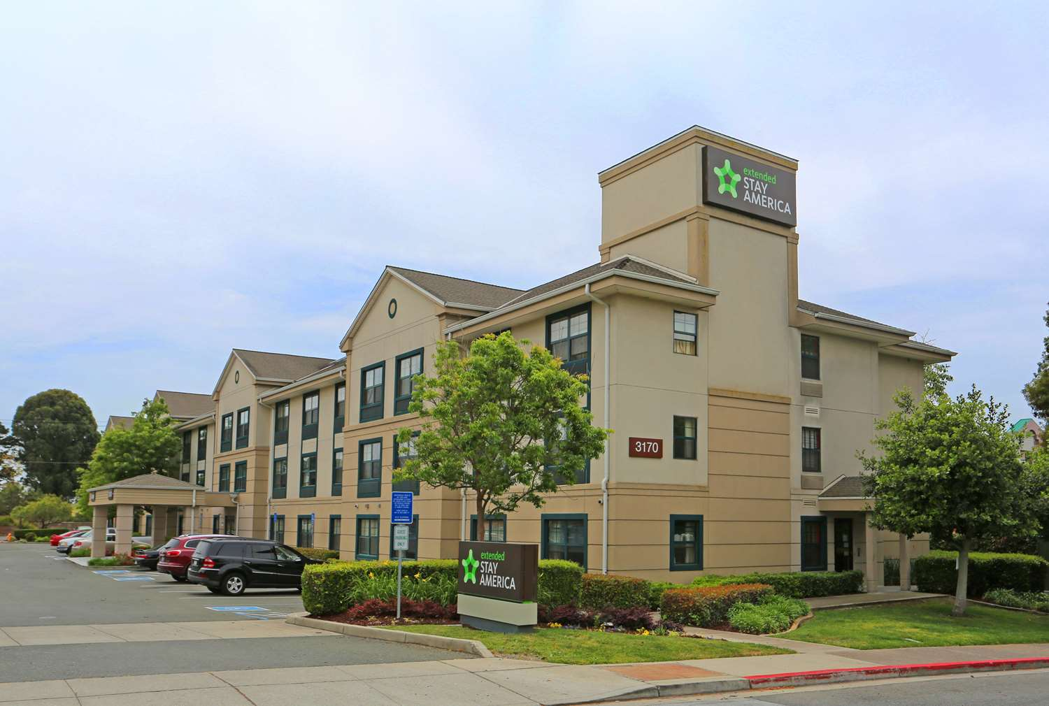 Exterior view - Extended Stay America Hotel Richmond