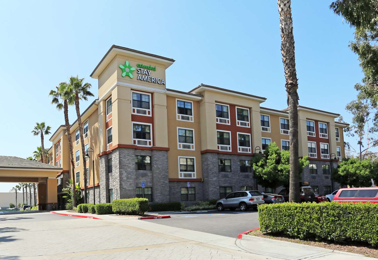 Exterior view - Extended Stay America Hotel Convention Center Anaheim
