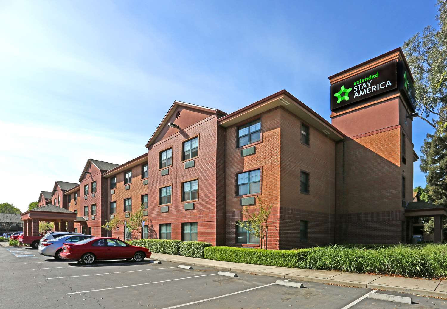 Exterior view - Extended Stay America Hotel Stockton