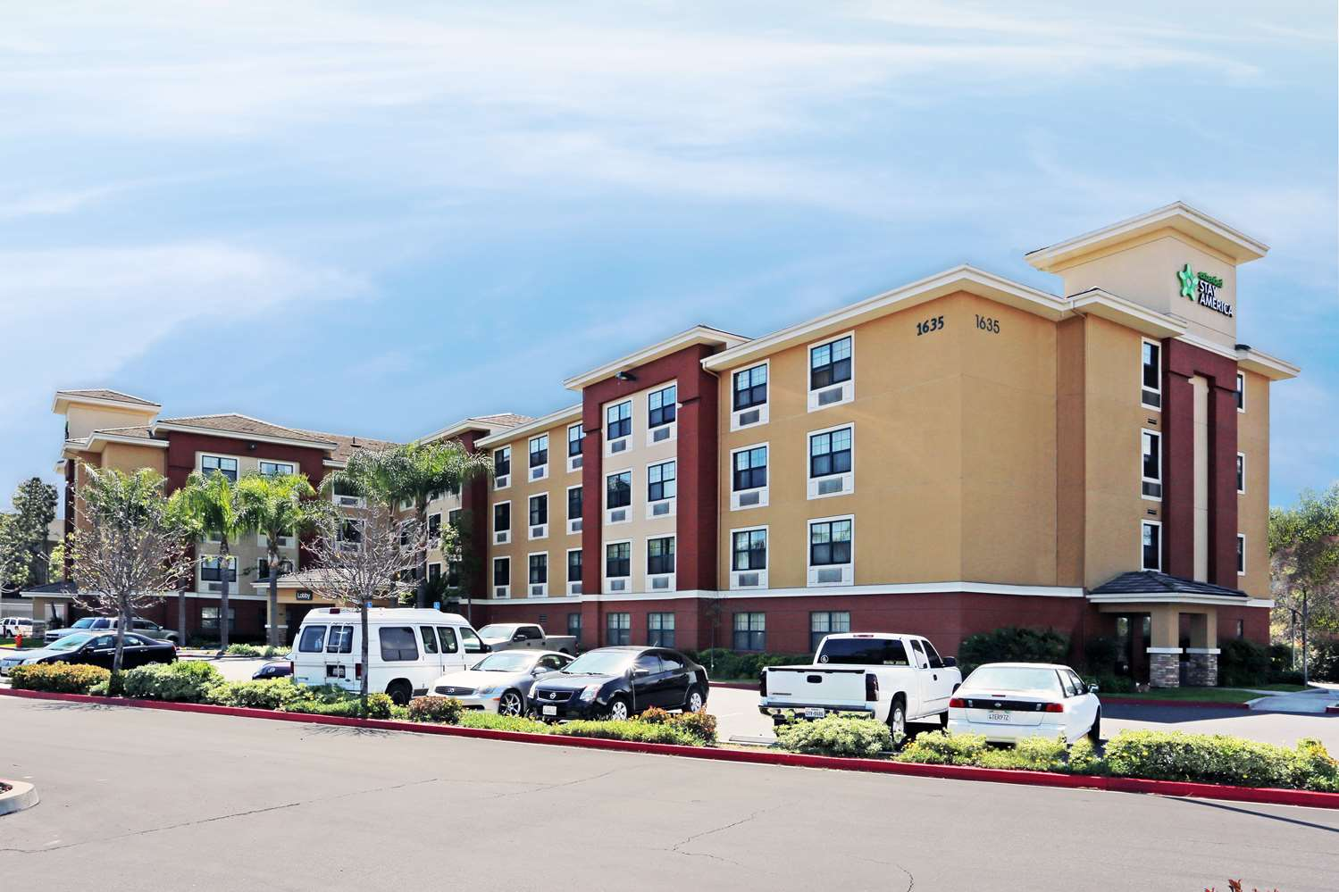 Exterior view - Extended Stay America Hotel Orange County Anaheim