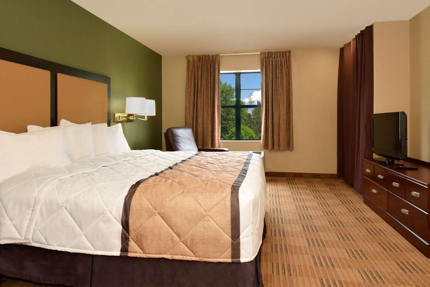 Room - Extended Stay America Hotel Orange County Anaheim