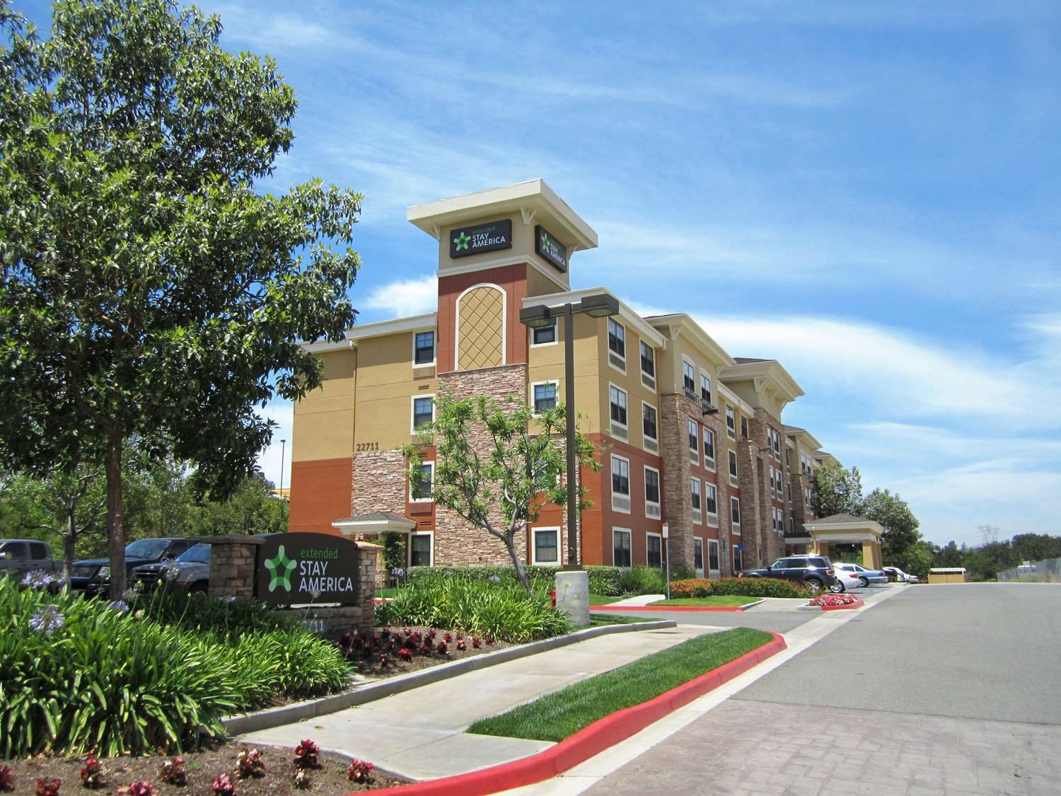 Exterior view - Extended Stay America Hotel Yorba Linda