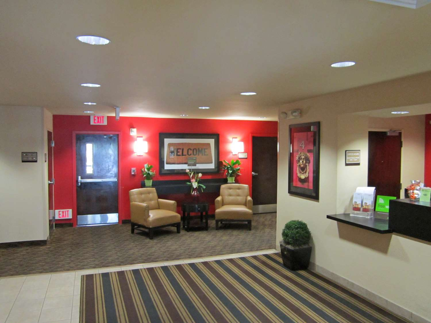 Lobby - Extended Stay America Hotel Anaheim Hills