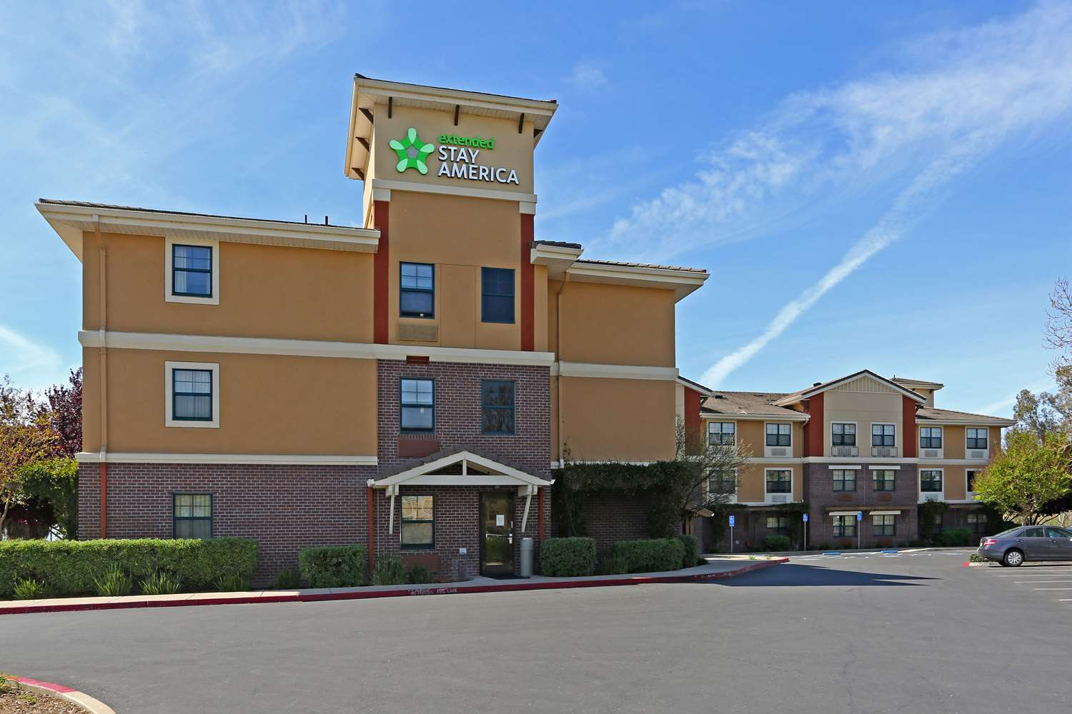 Exterior view - Extended Stay America Hotel Elk Grove