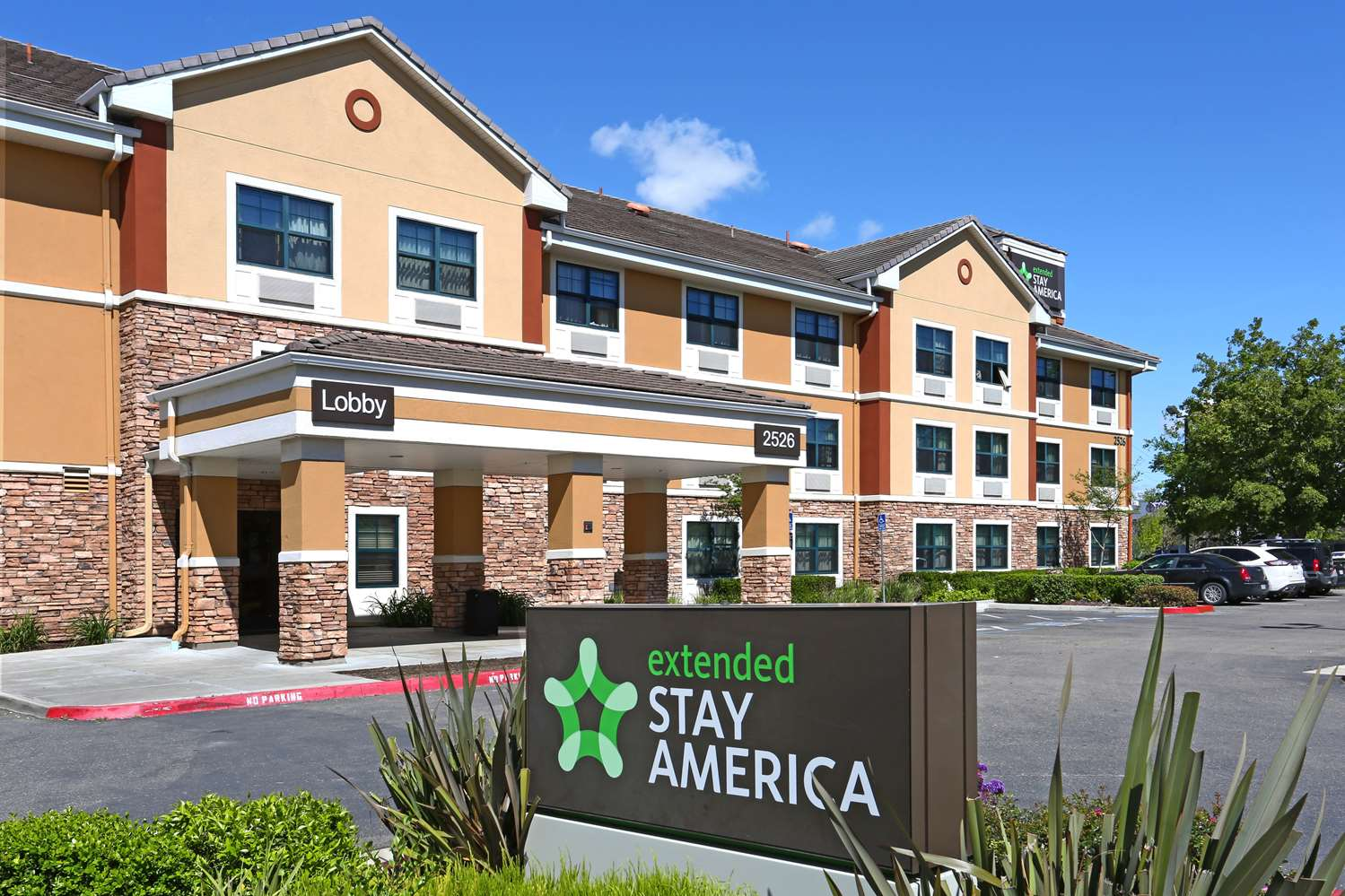 Exterior view - Extended Stay America Hotel Tracy