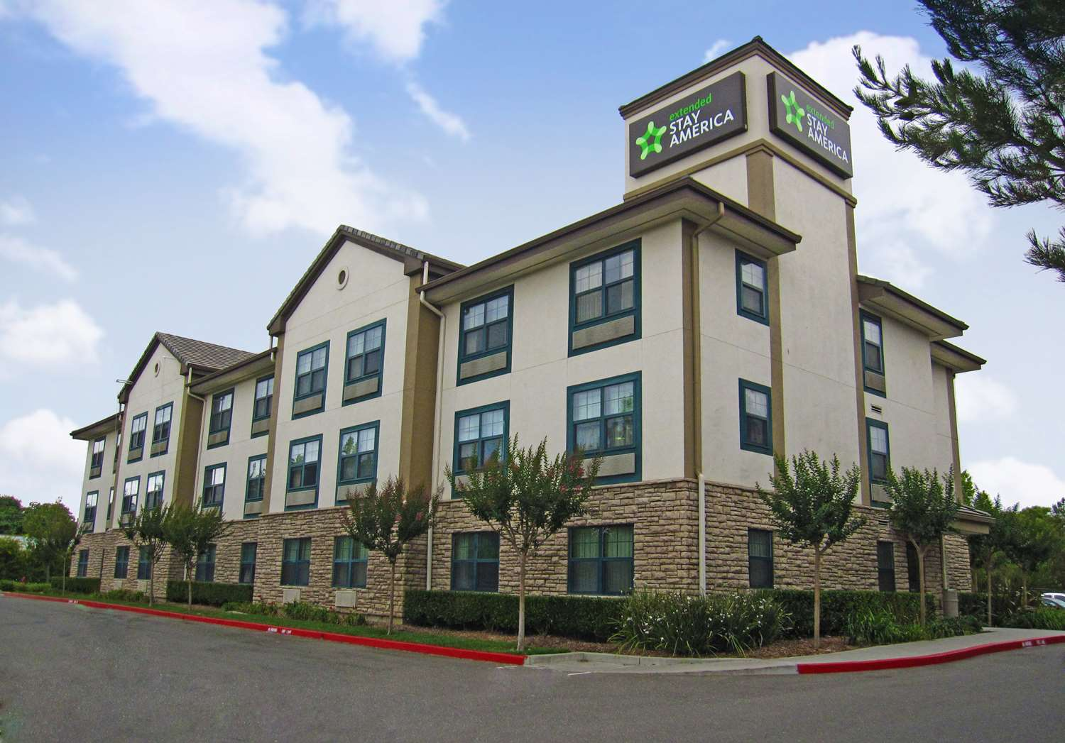 Exterior view - Extended Stay America Hotel Fairfield