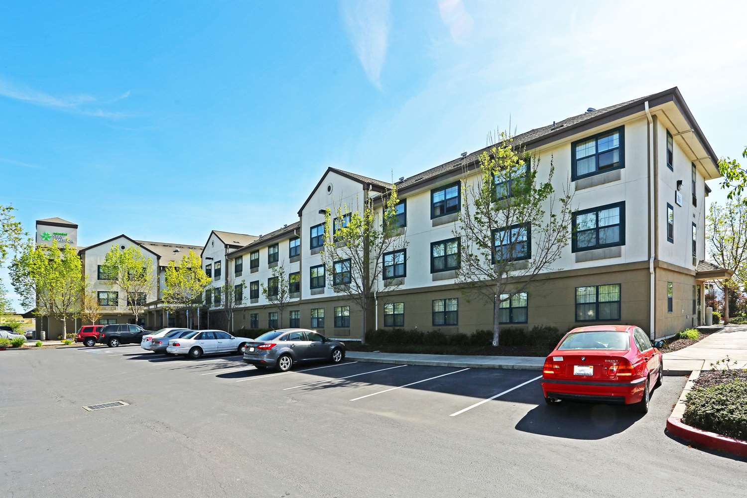 Exterior view - Extended Stay America Hotel West Sacramento