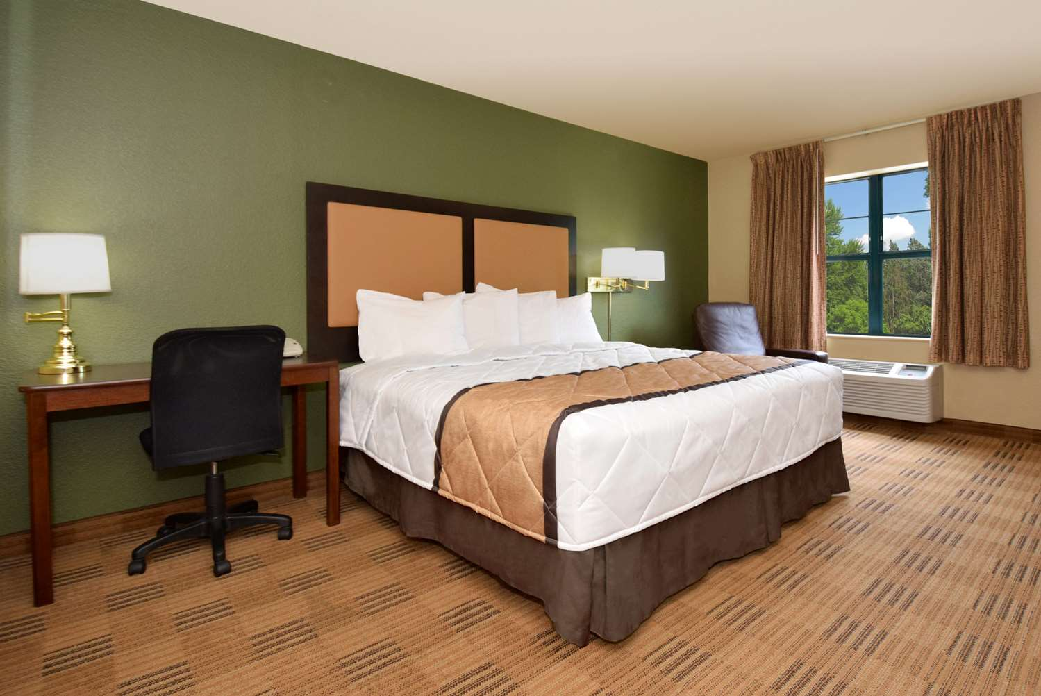 Room - Extended Stay America Hotel West Sacramento