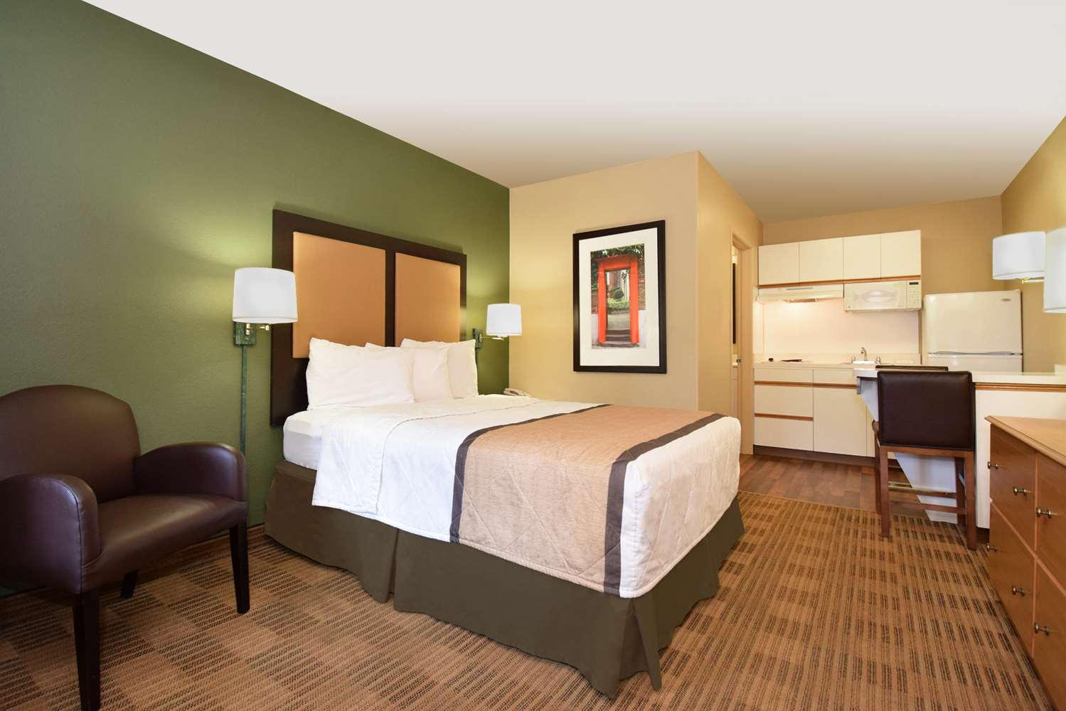 Room - Extended Stay America Hotel West Mesa