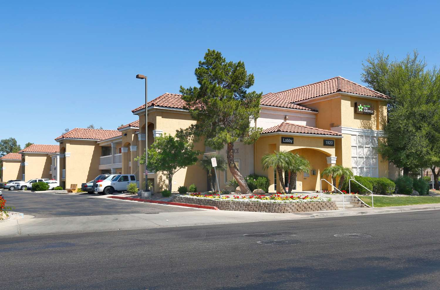 Exterior view - Extended Stay America Hotel West Mesa